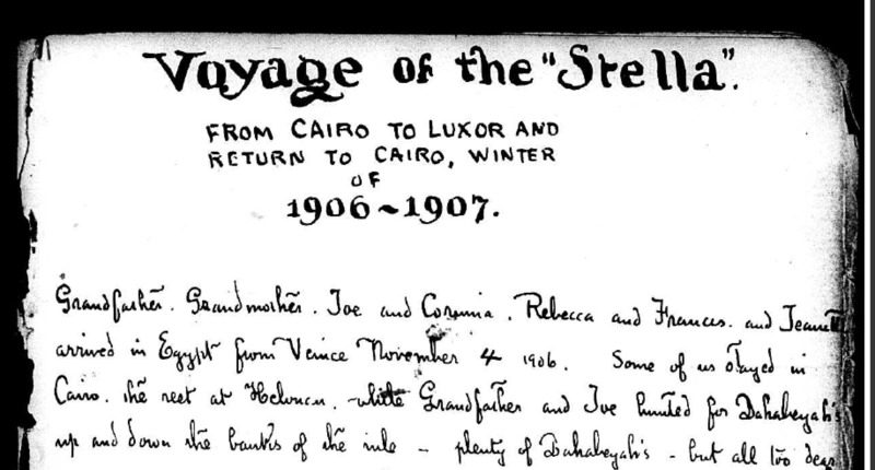 Voyage of the Stella