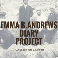 Emma B. Andrews Diary Project