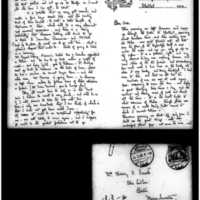 1908-2-26 Letter by Joseph Lindon Smith to Corinna Smith