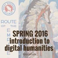 DH Course Spring 2016
