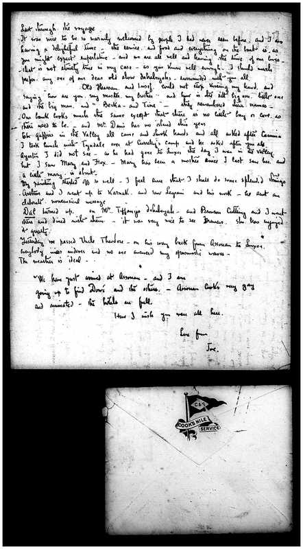 Letter from Joseph Lindon Smith to Corinna Putnam Smith, Page 3
