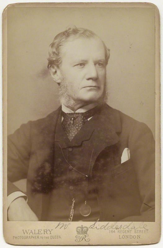 William Lidderdale